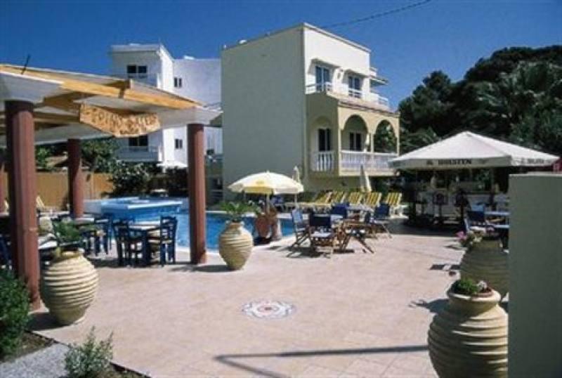 Appartementen Koralli - Ixia (Trianda) - Rhodos